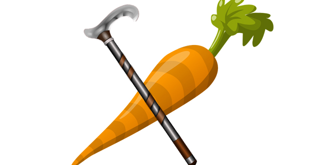 carrott stick