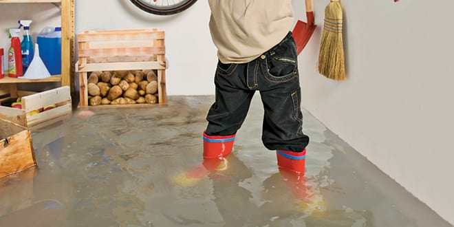 """Popular - What installers need to know about """"backflow flooding"""""""