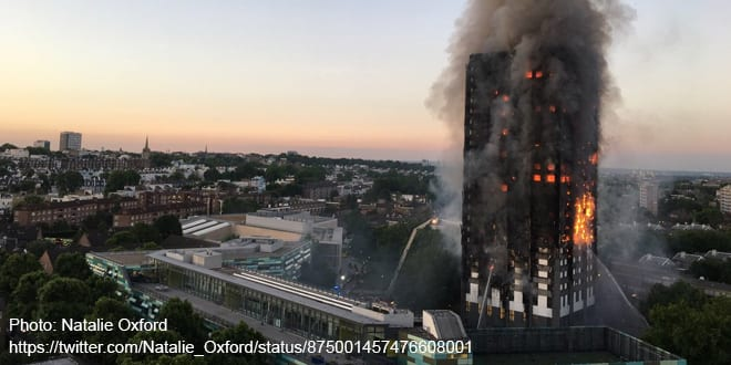 Popular - Electrical Safety First responds to news that tragic Grenfell Tower fire was caused by faulty fridge-freezer