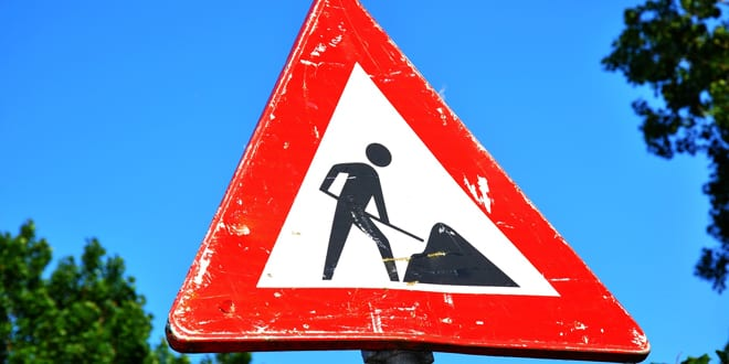 Popular - Should noisy road works come with warning signs and diversions?
