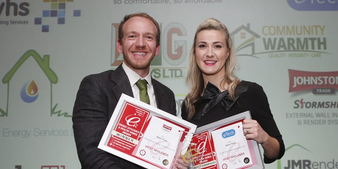 Popular - Energy efficiency specialist Robin Thom scoops Energy Efficiency Consultant of the year awards