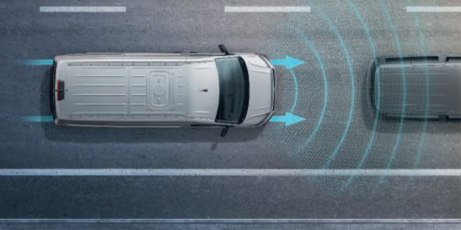 Popular - Volkswagen vans now have autonomous emergency braking systems as standard