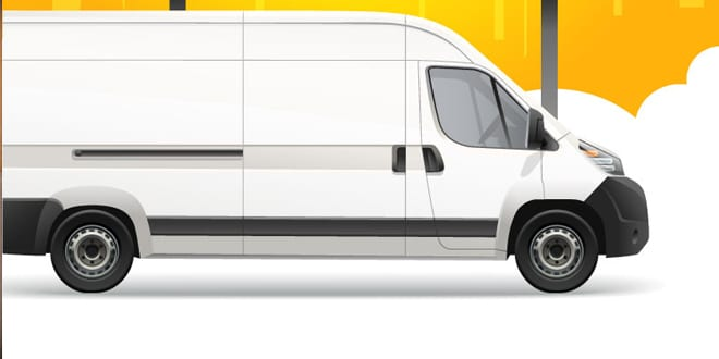 """Popular - Why the UK should love the """"humble white van"""""""