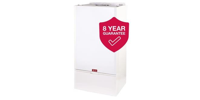 Popular - Johnson & Starley's range of QuanTec condensing boilers now has 8 year guarantee