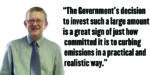 "BEIS' decision to invest £35m in heat innovation is a ""great sign"""
