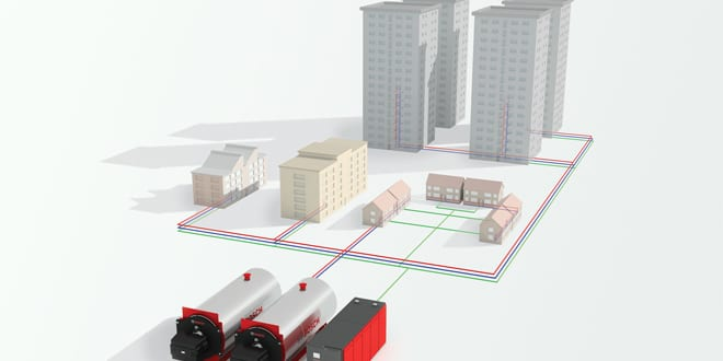 Popular - Designers of heat networks encouraged to adopt best practice to avoid unnecessary oversizing