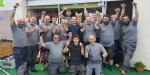 "Viessmann's ""Heroes of Heat"" team of 12 installers comes to rescue of Monkey Park social enterprise in Chesterfield"