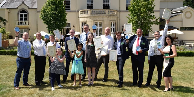 Popular - Congrats to the 2017 winners of the Worcester Environment 2020 Awards