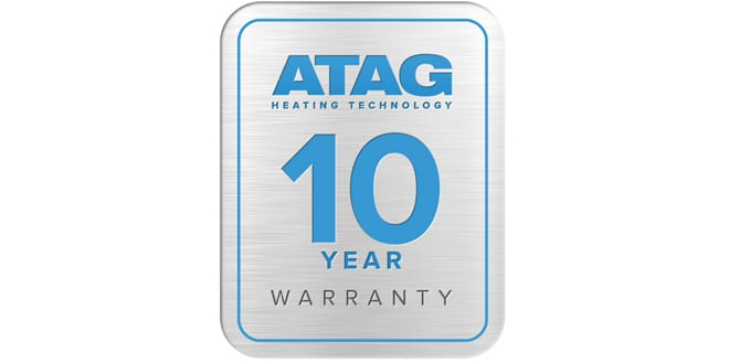 Popular - ATAG introduces 10 year warranty across its entire i-Series range of boilers.