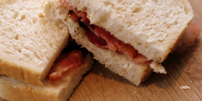 Popular - Revealed – THIS is the formula for the perfect bacon butty