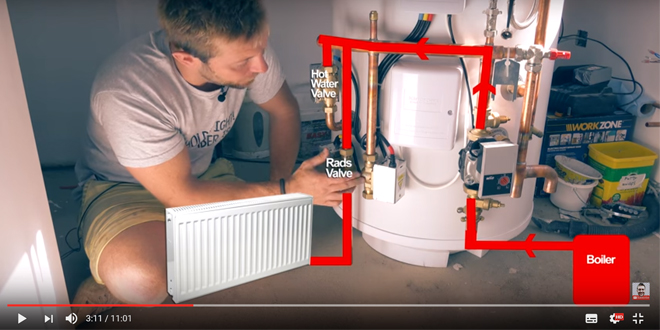 Unvented cylinder install and review - Plumberparts 🎥 - Installer ...