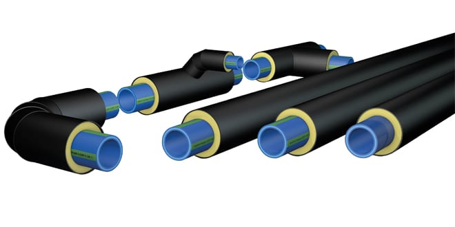 Popular - REHAU brings Aquatherm PP-R pipes to the UK