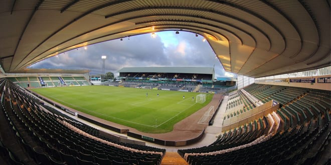 Popular - New Vokèra heating and hot water system helps Plymouth Argyle FCseal promotion sucess