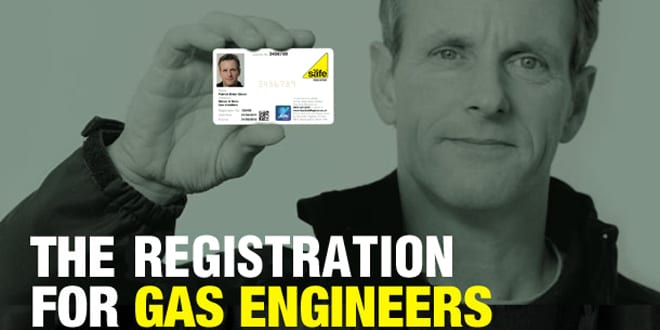 Popular - 9 in 10 installers carry their Gas Safe cards while on the job – says new research