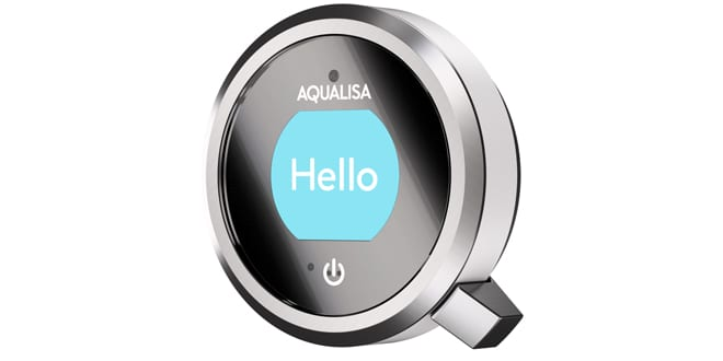 Popular - Q™ – the new generation Aqualisa smart shower – is available now