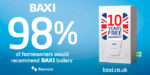 Baxi wants to see your selfies this heating season #Baxi98%