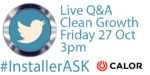 What does the Government's Clean Growth Strategy mean for installers? #InstallerASK