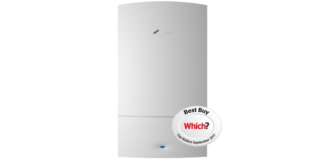Popular - Worcester Bosch takes top spot in the 2017 Which? gas boiler report