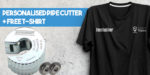 Get a personalised pipe cutter and a free t-shirt from Installer and Expert Trades