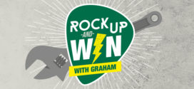 Rock Up and Win with Graham's new competition