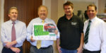 Lucky installer wins a VW T6 Transporter thanks to Graham Plumbers' Merchant