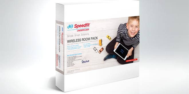 Popular - JG Speedfit launches One Room Pack for single room UFH