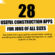 28 top apps for construction professionals