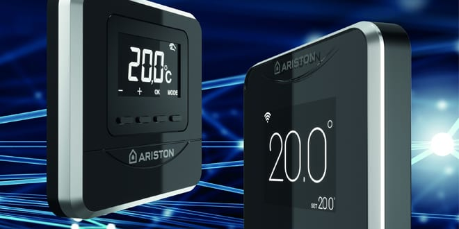 Popular - Ariston launches new Cube heating controls