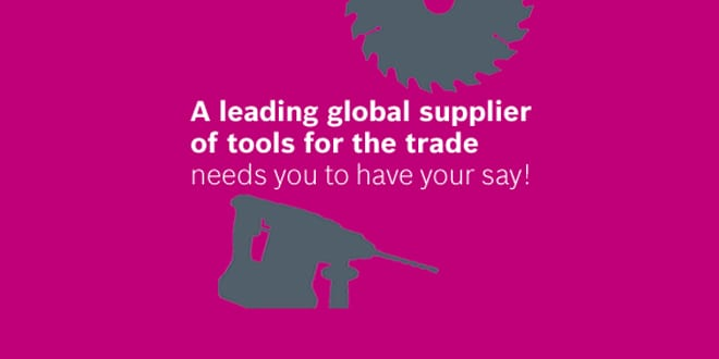 Popular - Have YOUR say about the tools you use, and how they can make your life easier