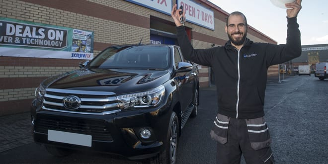 Popular - Business is booming for Lluis Dalmau after being crowned Britain's Top Tradesperson
