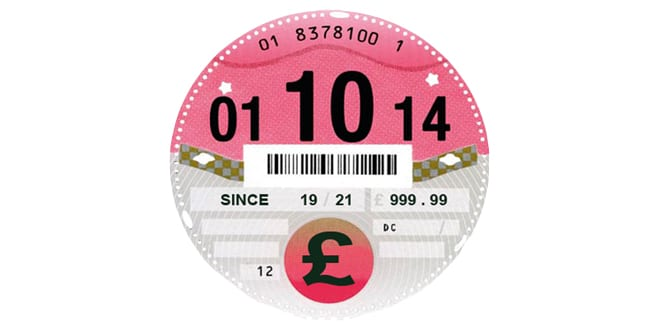Popular - 3 million drivers still have a tax disk in their windscreen – should we bring them back?