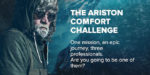 "Ariston is looking for the most adventurous installers to take part in the epic ""Comfort Challenge"""