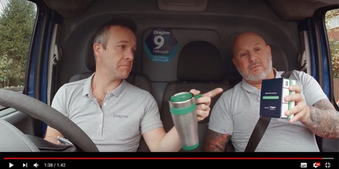Popular - The Singing Plumber has a new music video featuring the Drayton Wiser