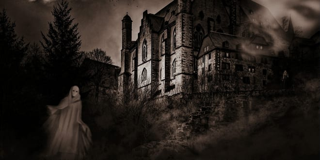 Popular - More than 1 in 3 people think they're living in a haunted house – says new research