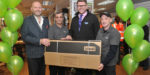 Ideal Boilers donates its two millionth Logic boiler to support vital charity work