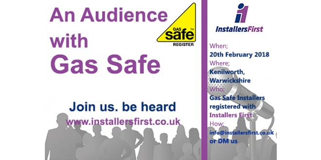 Popular - An Audience with Gas Safe event