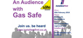 An Audience with Gas Safe event