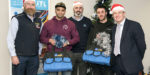 Christmas comes early for heating and plumbing apprentices thanks to JTL and Monument Tools