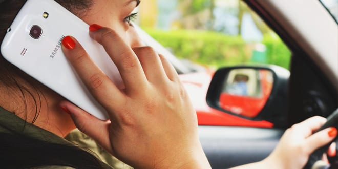 Popular - Drivers checking social media behind the wheel is the biggest worry from other road users