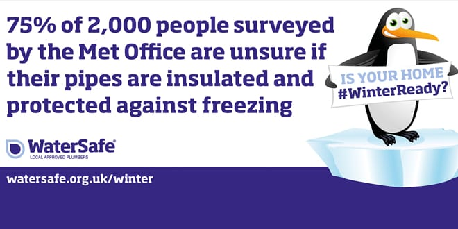 Popular - WaterSafe is encouraging homeowners to protect themselves against burst pipes and flooding this Christmas