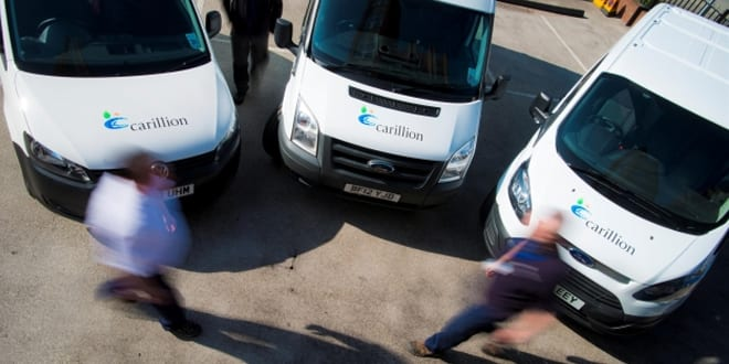 Popular - Carillion collapse highlights urgent need to resolve retentions issues – says industry bodies