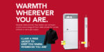 Heatrae Sadia is offering a free branded jacket for installers who purchase an electric flow boiler