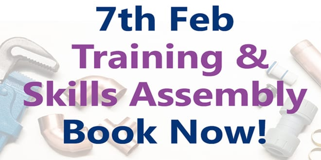 Popular - The Installers First 'Gas Engineer Training & Skills Assembly' 7th Feb 2018