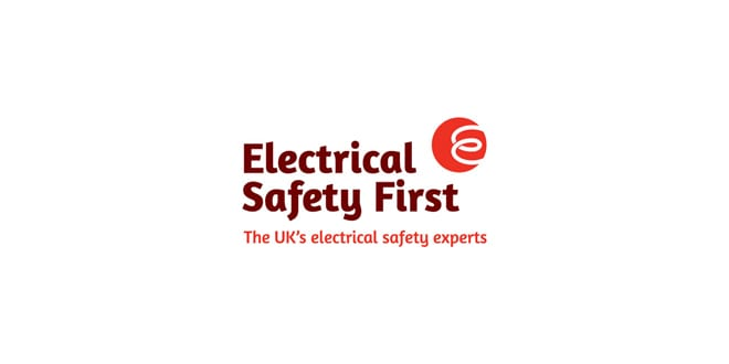 Popular - Electrical Safety First welcomes BEIS report into product safety and electrical goods