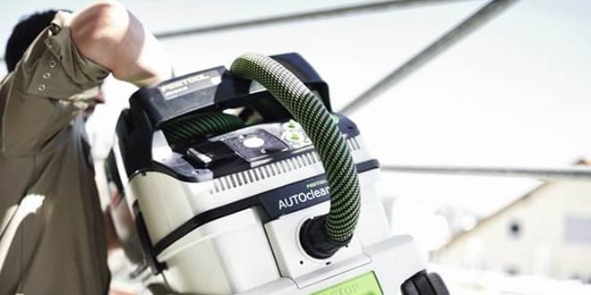 Popular - New Festool products to help installers make it easier to work dust free