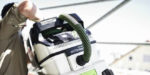 New Festool products to help installers make it easier to work dust free