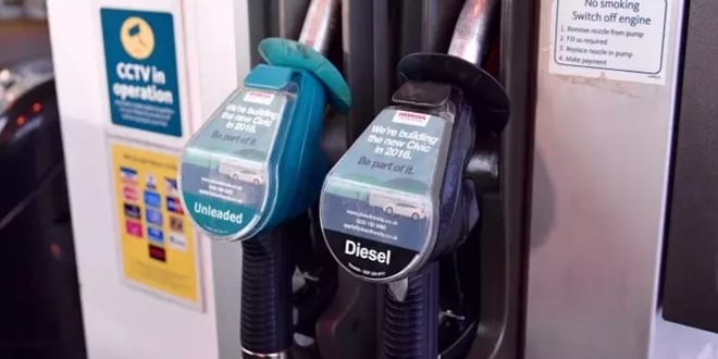 Popular - Price of petrol is highest since 2014 – says RAC Fuel Watch