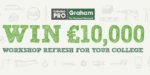 New Graham College Refresh Scheme offering £10,000 prize to support future generations