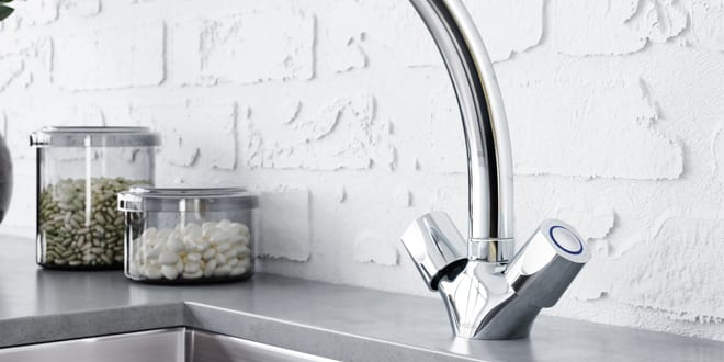 Popular - Wolseley Plumb Center launches new Nabis kitchen taps