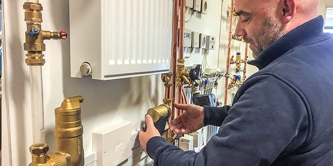 Popular - Why Spirotech's training on deaeration and dirt separation is a hit with installers